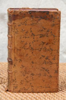 CAMUS Article 1768 ou traité des portions congrues