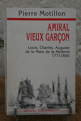 MOTILLON  / Amiral Vieux garçon