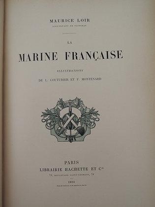 LOIR Maurice  / La Marine française