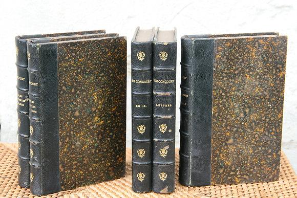 GONCOURT (5 volumes)