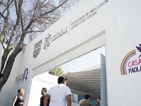 Casa Hogar Paola Buenrostro: primer albergue para la comunidad LGBT+ en México