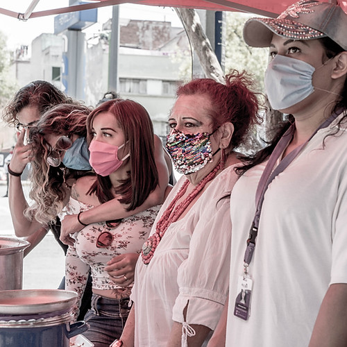 Nuestro trabajo durante la pandemia del Covid 19