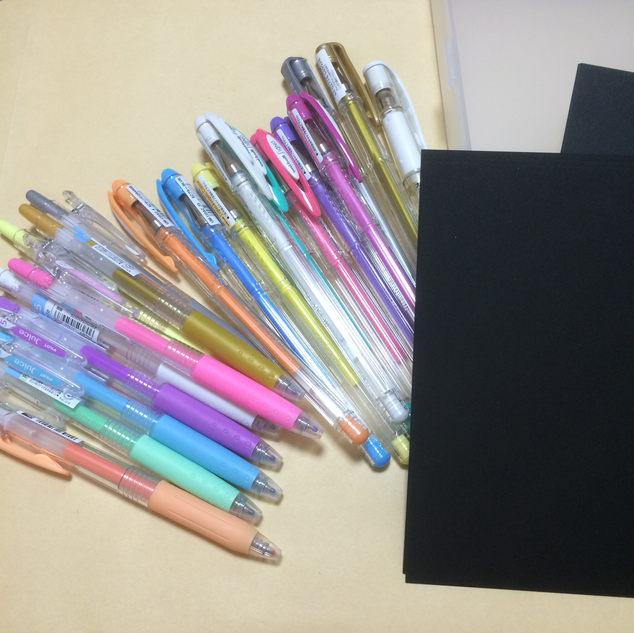 ペン用紙セット