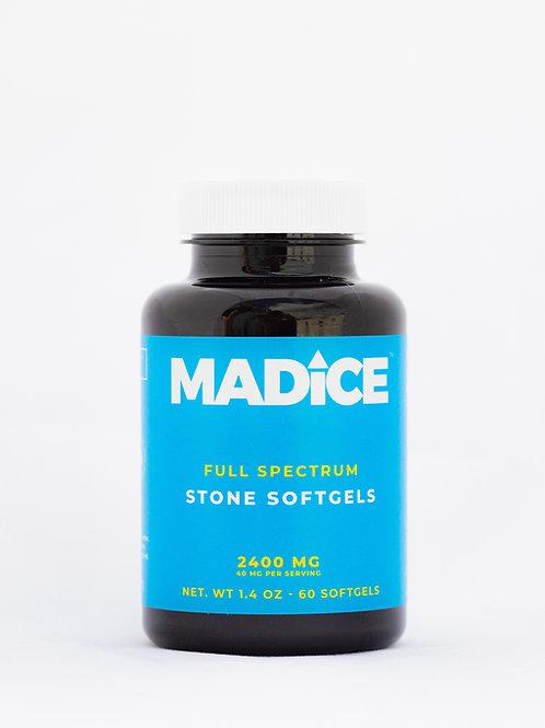 MADICE Stone Softgels - 2400mg