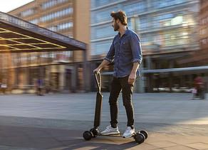 Audi elektrikli scooter ile rekabette yeni kulvar