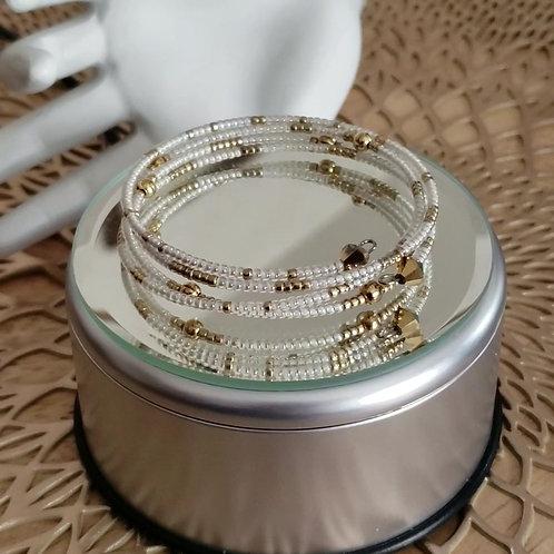 soft whisper bangle style bracelet