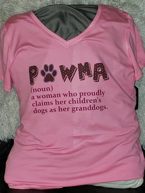 """""""Pawma """"T Shirt"""