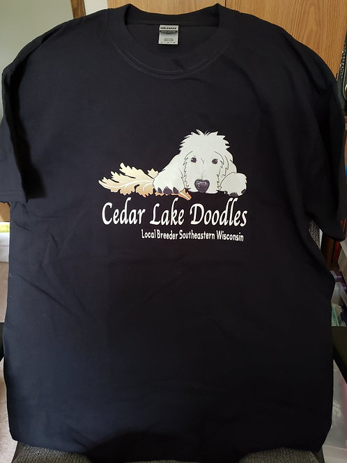 Cedar Lake Doodles T shirt