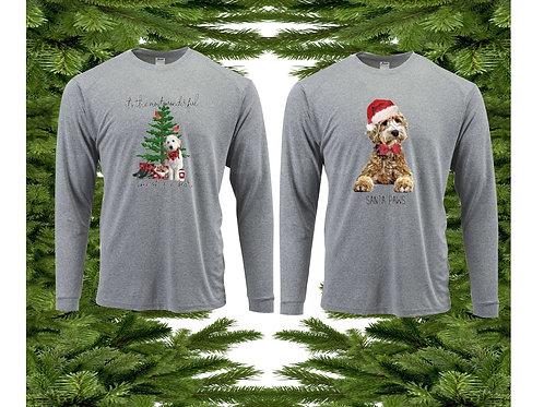 Christmas Doodle Shirts