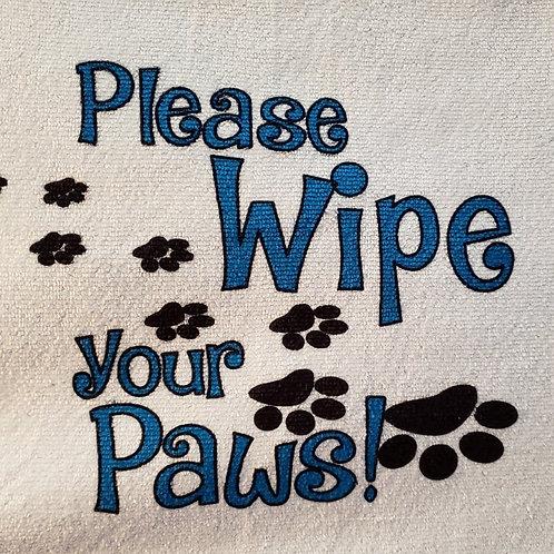 Microfiber Pet Towel
