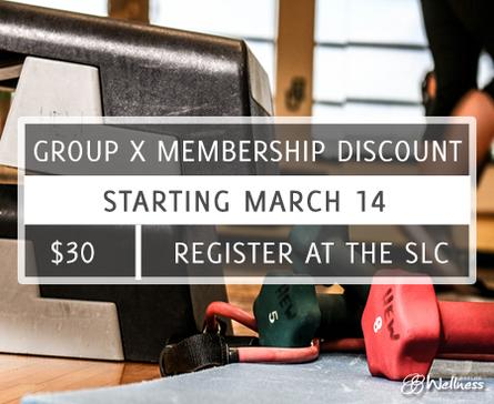 Membership Discount