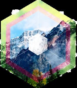 Shades of Hexagon