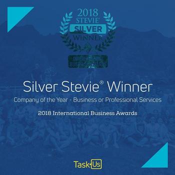 Company Award Graphic