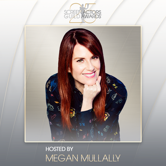 25th Show Host Graphic