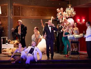 La Chauve-Souris de Strauss à L'Opéra Comique