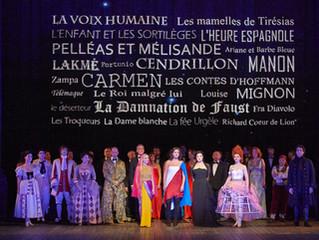 Soirée du gala du Tricentenaire : et si l'Opéra m'était Comique?