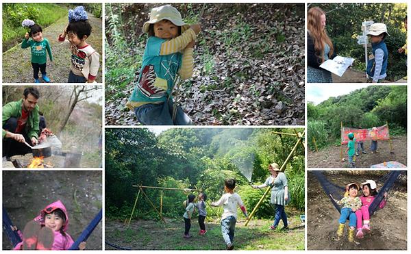AKG event photo compilation seasons water play garden art hammock bonfire