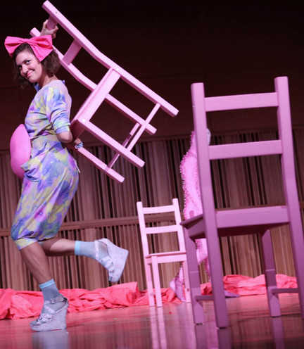 Lucy Kaminsky in Pink Melon Joy, directed by Katherine Brook at PRELUDE 13..jpg