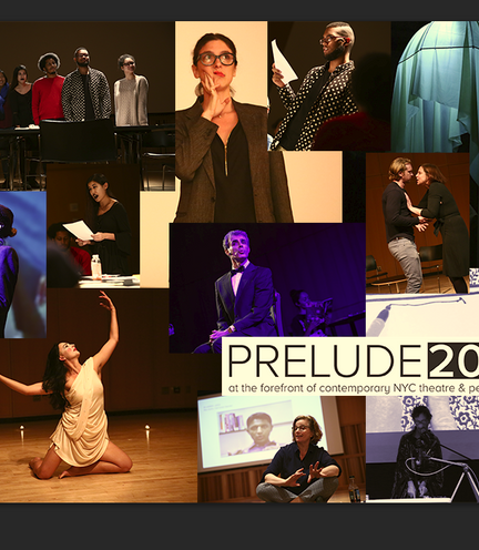 A collage of encounters, happenings and occurences from PRELUDE 16.PNG