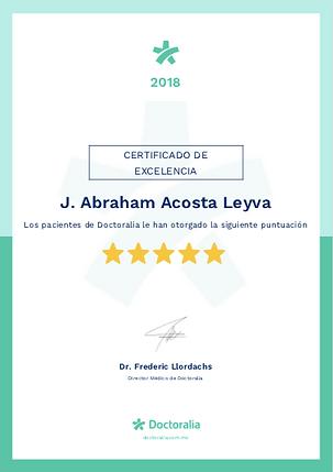 certificado de excelencia 2018.png