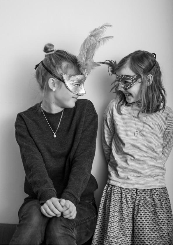 Porträtt av Fotograf Bodil Johansson