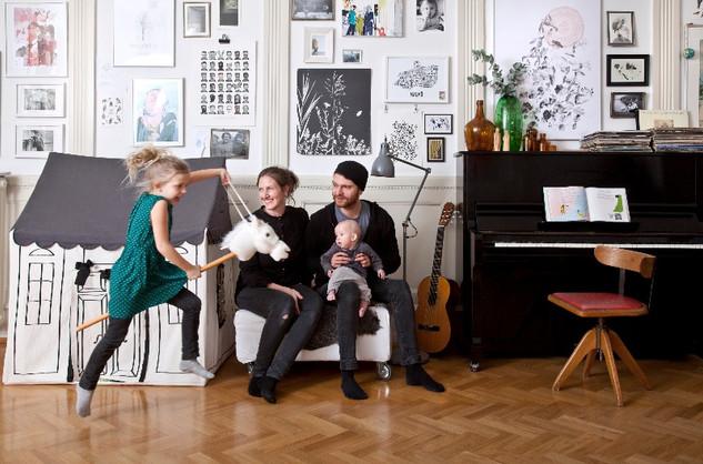Elle Interiör av Fotograf Bodil Johansson