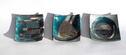 Small dishes (8cmx8cm) No4-6 (No.6 SOLD)