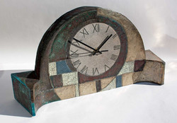 Large mantel clock 2