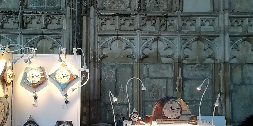 Christmas Market, Cloisters, Gloucester Cathedral CANCELLED