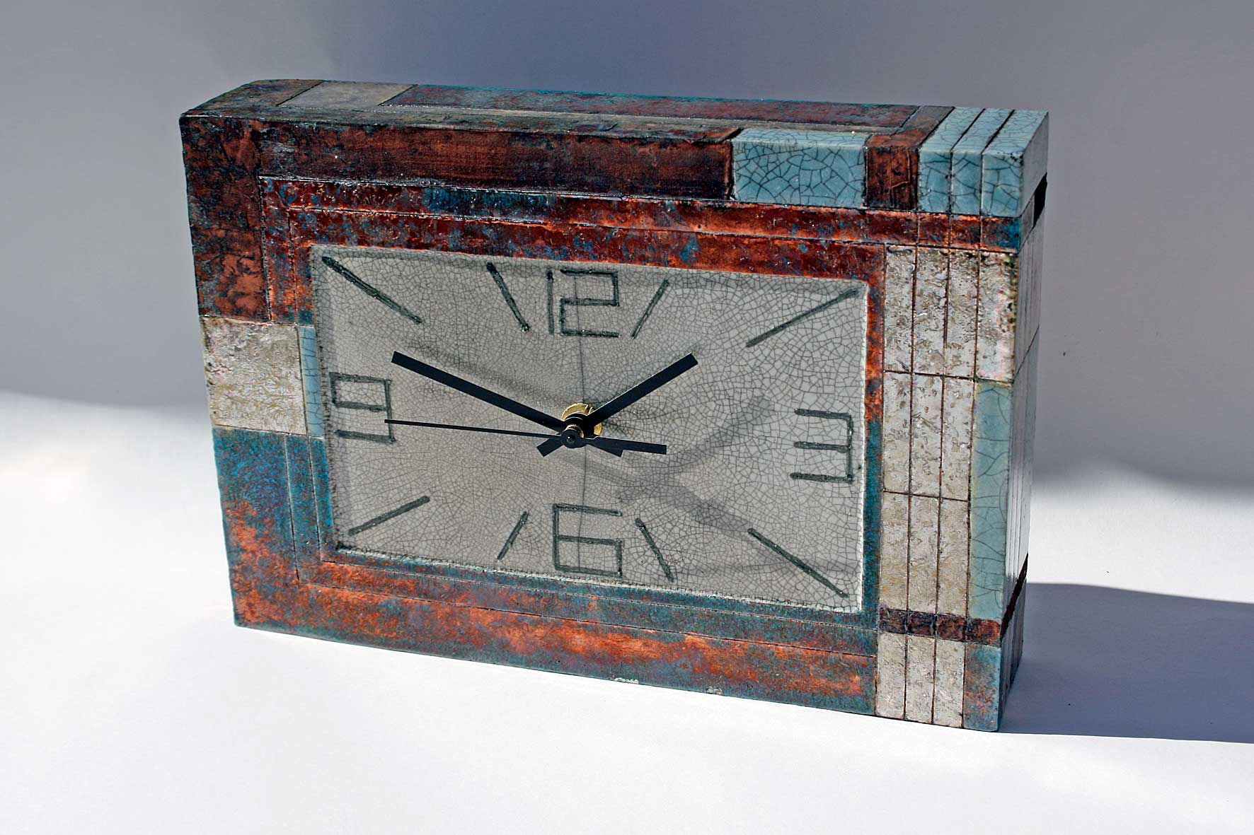 Large Rectangular clock
