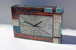Large Rectangular clock
