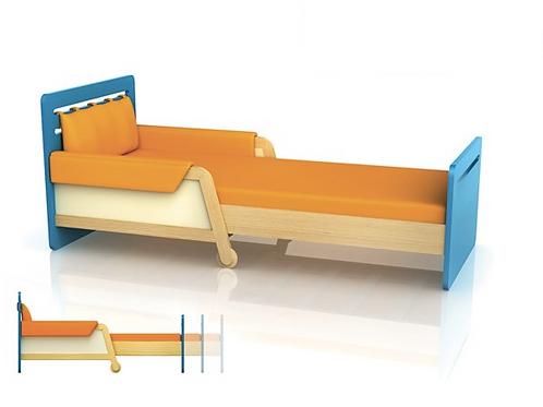 Кровать раздвижная WOODY