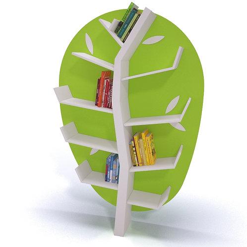 Книжная полка дерево WOODY