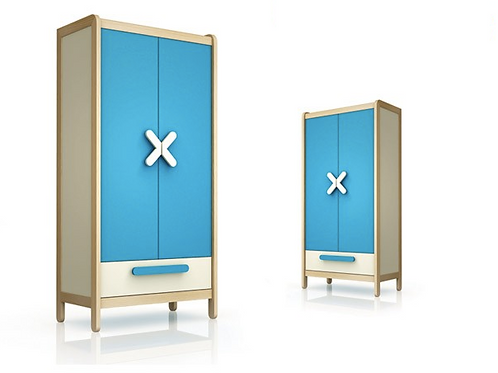 Шкаф для одежды WOODY