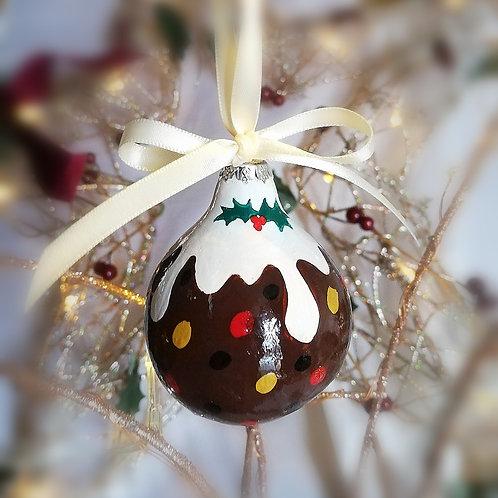 Christmas Pudding Gourdble