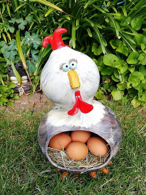 Cassie Chicken Gourd Egg Holder