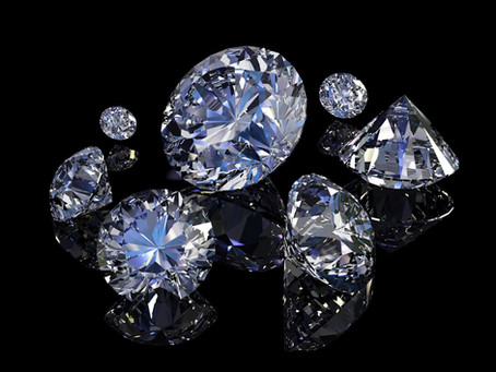 Как отличить муассанит от бриллианта