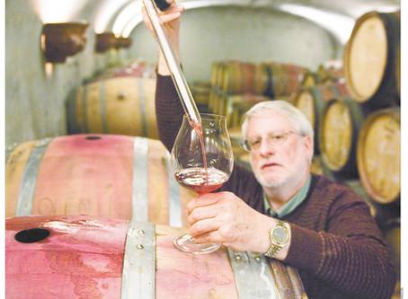 Aging Pinot Noir