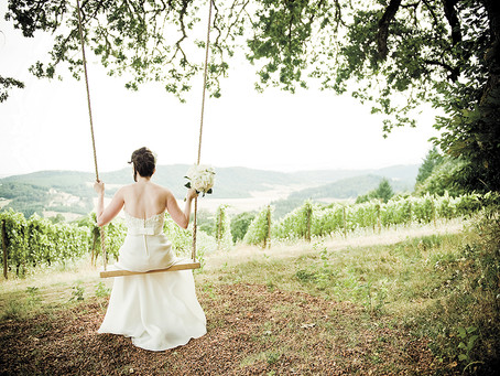 Weddings in Wine Country