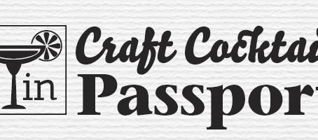 Craft Cocktail Passport