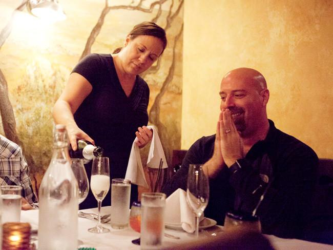 Subterra — A Wine Cellar Restaurant // Rockne Roll