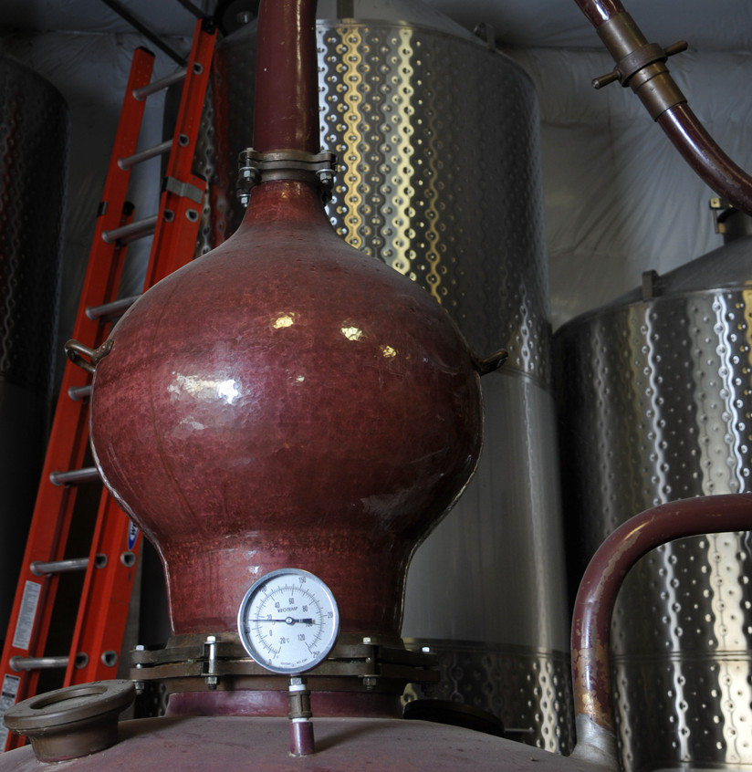 The Thermometer is one of the key tools of the distiller.