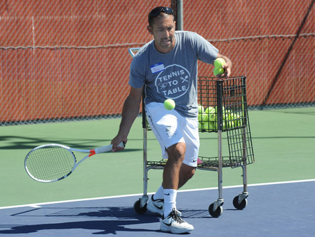 Tennis to Table: Linfield serves up a sport-inspired feast