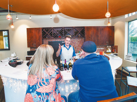 Dundee - The hub of wine country