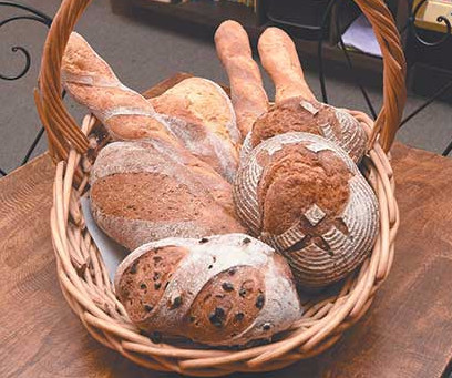 The rise of great local breads