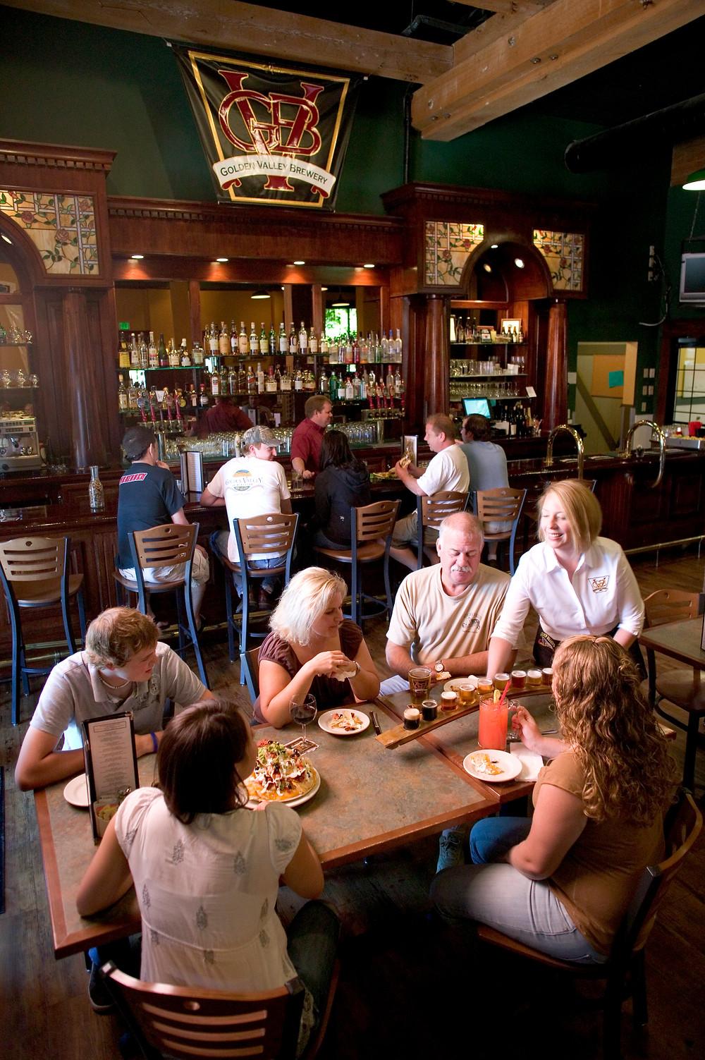 Golden Valley Brewery & Restaurant
