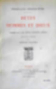 Le Roi du Monde René Guénon édition 1939