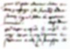 manuscrit du Ve Livre de Rabelais