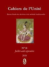 René Guénon - Cahiers de l'Unité N 11
