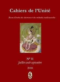 Cahiers de l'Unité n° 11 René Guénon